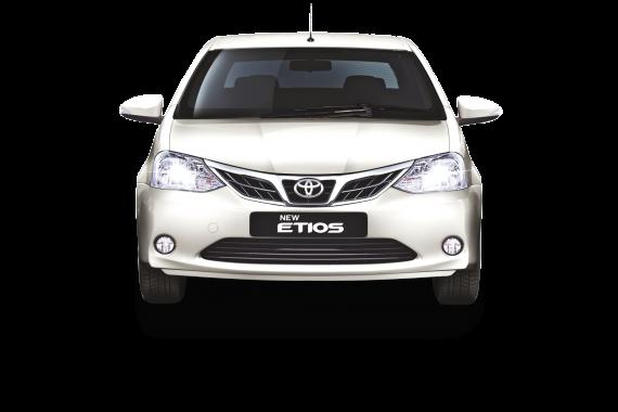 Toyota Etios Rental in Bangalore
