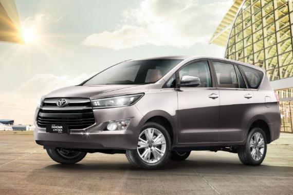 Innova Crysta for Intercity, Outstation and Airport transfer