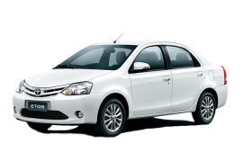 Etios Car rental
